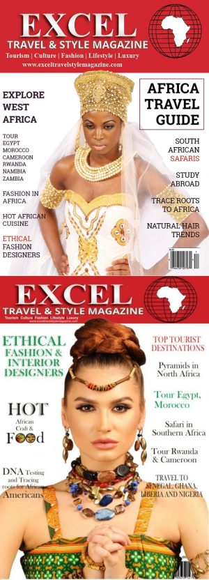 Subscribe To Excel Travel & Style Magazine