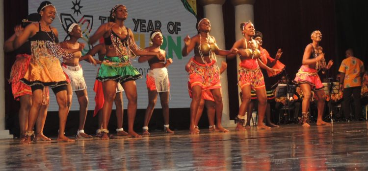 Ghana Welcomes African Americans After 400 Years - Excel