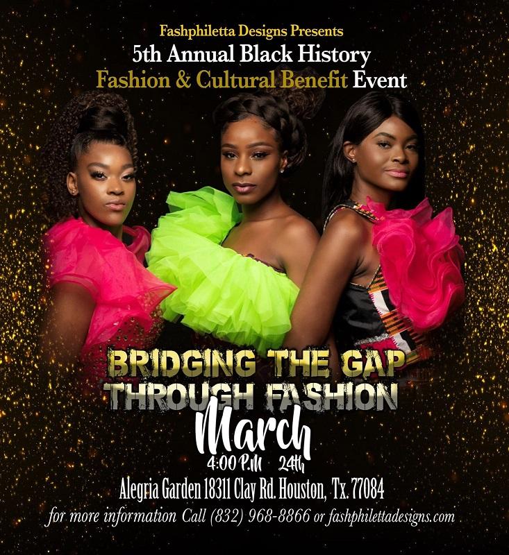 Black History Fashion Show 2019 Excel Travel Style Magazine